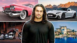 Jason Momoa Lifestyle 2021(REVEALED) Net Worth, Wife, House & Motorcycle