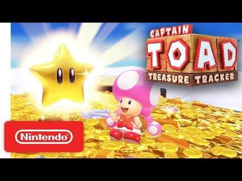 Captain Toad: Treasure Tracker - Official Accolades Trailer - Nintendo Switch