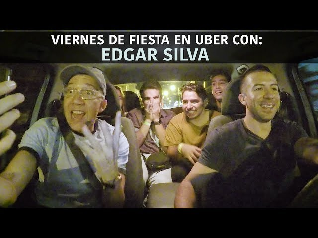 Viernes De Fiesta En Uber Con: Edgar Silva - (Historias de uber)