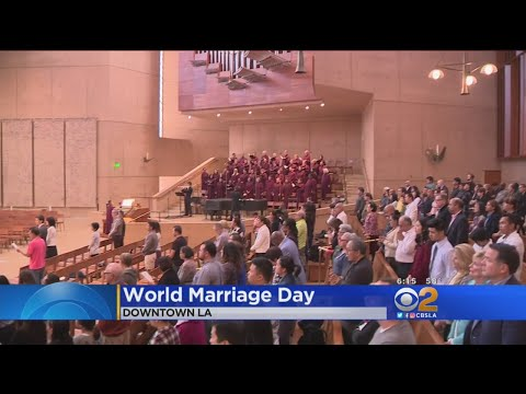 Love Is In The Air On World Marriage Day