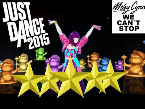 Just Dance 2015-We Can´t stop by Miley Cyrus