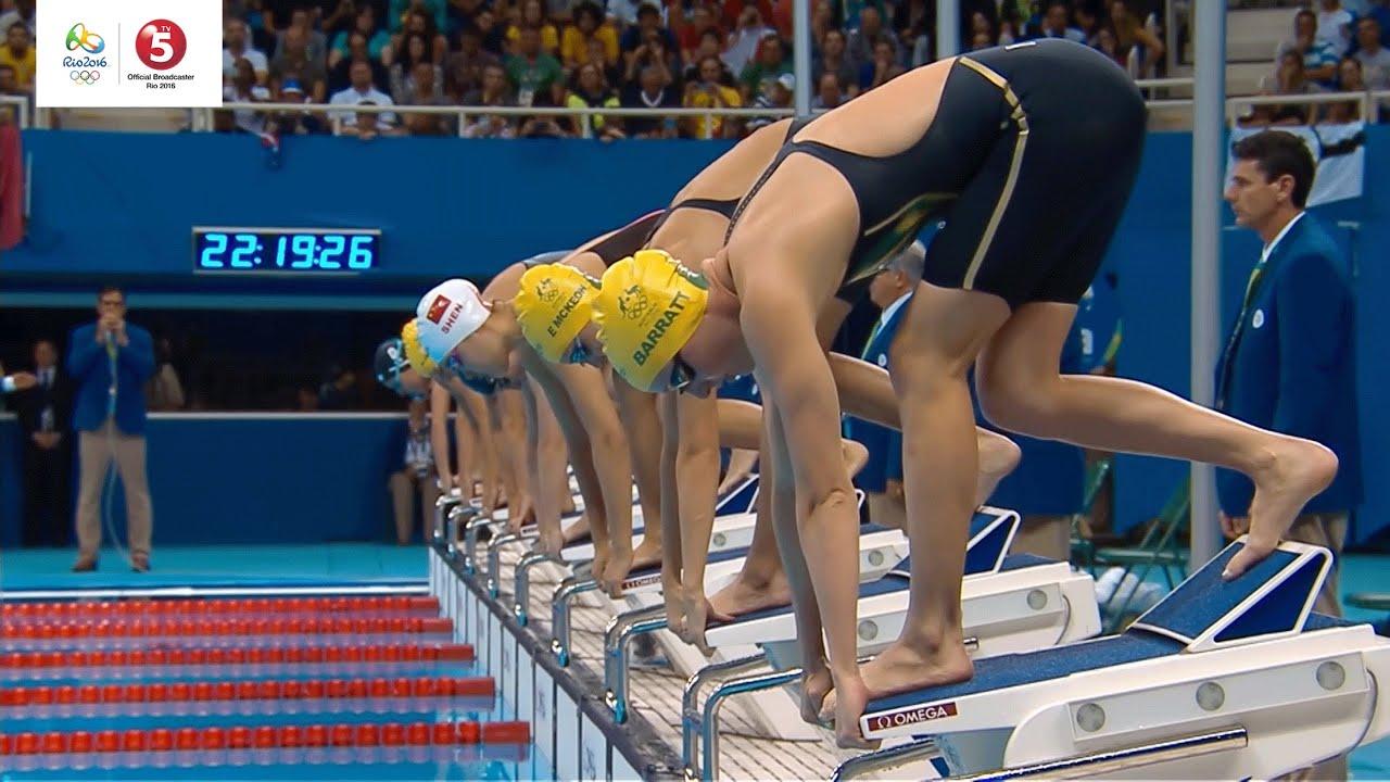 200m Finale Rio