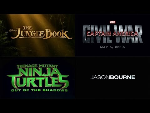 2016 Super Bowl Movie Trailers - Trailer Reviews