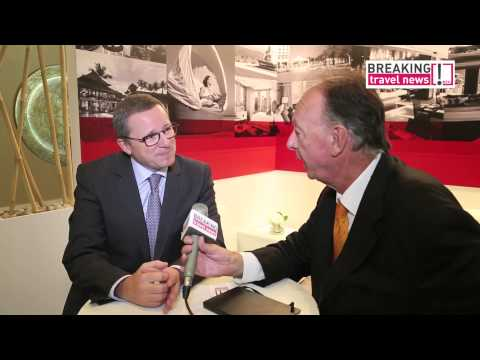 Pascal Gauvin, Chief Operating Officer, India, Middle East & Africa, IHG