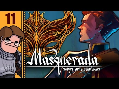 Let's Play Masquerada: Songs And Shadows Part 11 - The Hall Of Songs