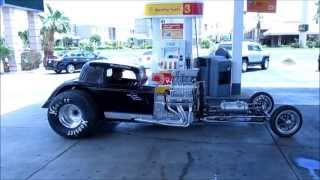 The Best Street Legal Dragster Modified Coupe EVER!