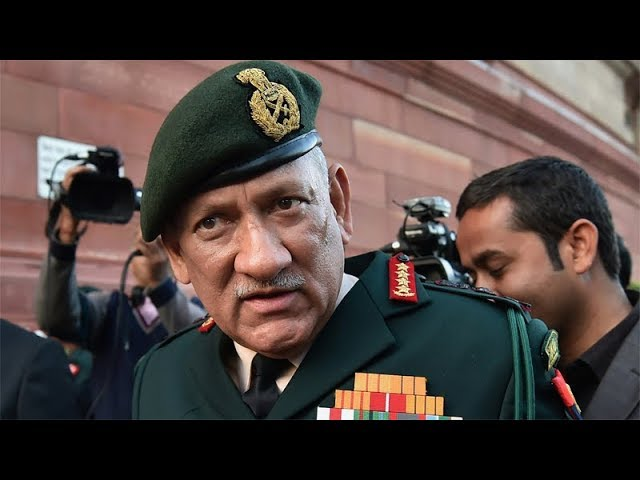 Doklam standoff: Everything is fine, nothing to worry, assures Army chief