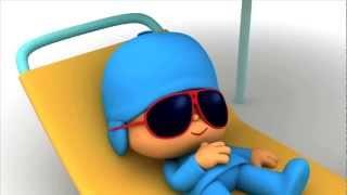 Pocoyo dancing Gangnam Style HD