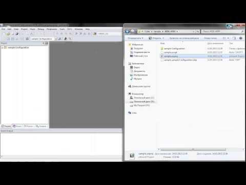 HAL Урок 1: Создание проекта на HAL с помощью Cube для stm32