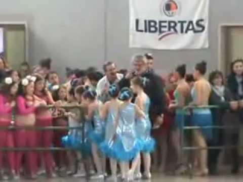 Campionato regionale di ballo 2012 Libertas