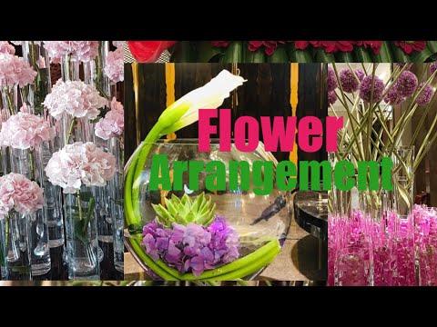 Hotel Lobby Fresh Flower Arrangement Buhay Probinsya Vlog Youtube