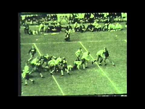 UCLA vs. Washington State College, 1936