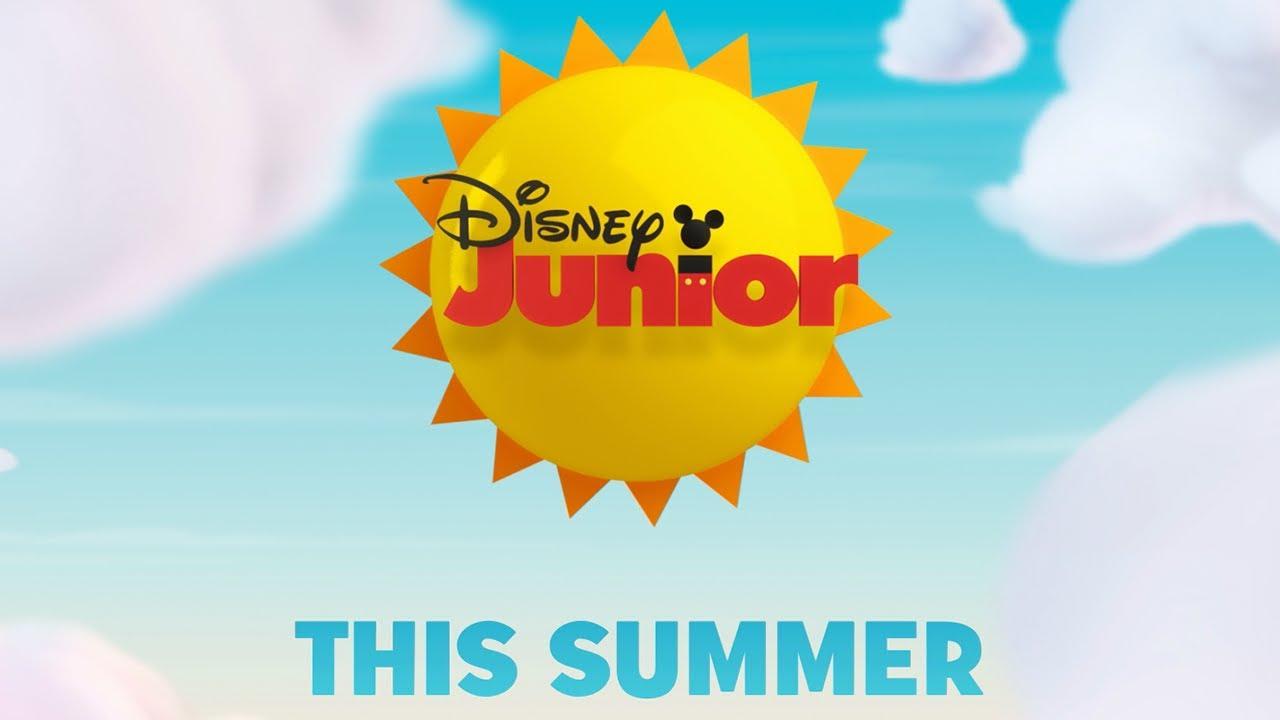Get Ready for an Amazing Summer! ☀️ | Disney Junior