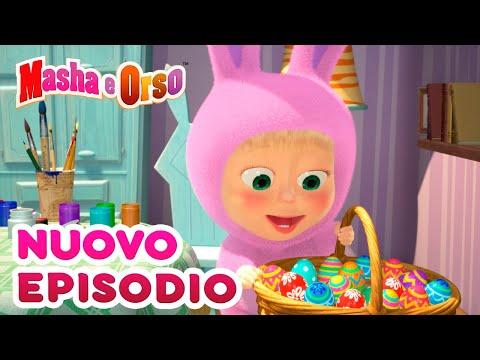 Masha E Orso - 🌸  Nuovo Episodio 🐰 Pasqua Con Masha 🥚