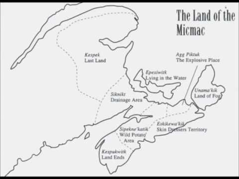 What Happened to the Mi'kmaq and Acadians During the Deportation. French  Mi'kmaq Friendship