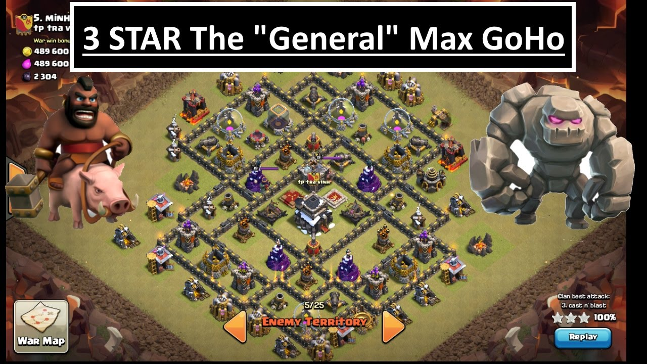 best th9 max base