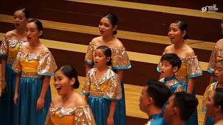 【TICF19】曼達維兒童合唱團(菲律賓)Mandaue Children & Youth Choir (The Philippines)