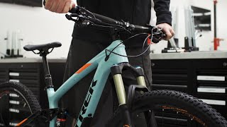 Setting Up Mountain Bike Suspension