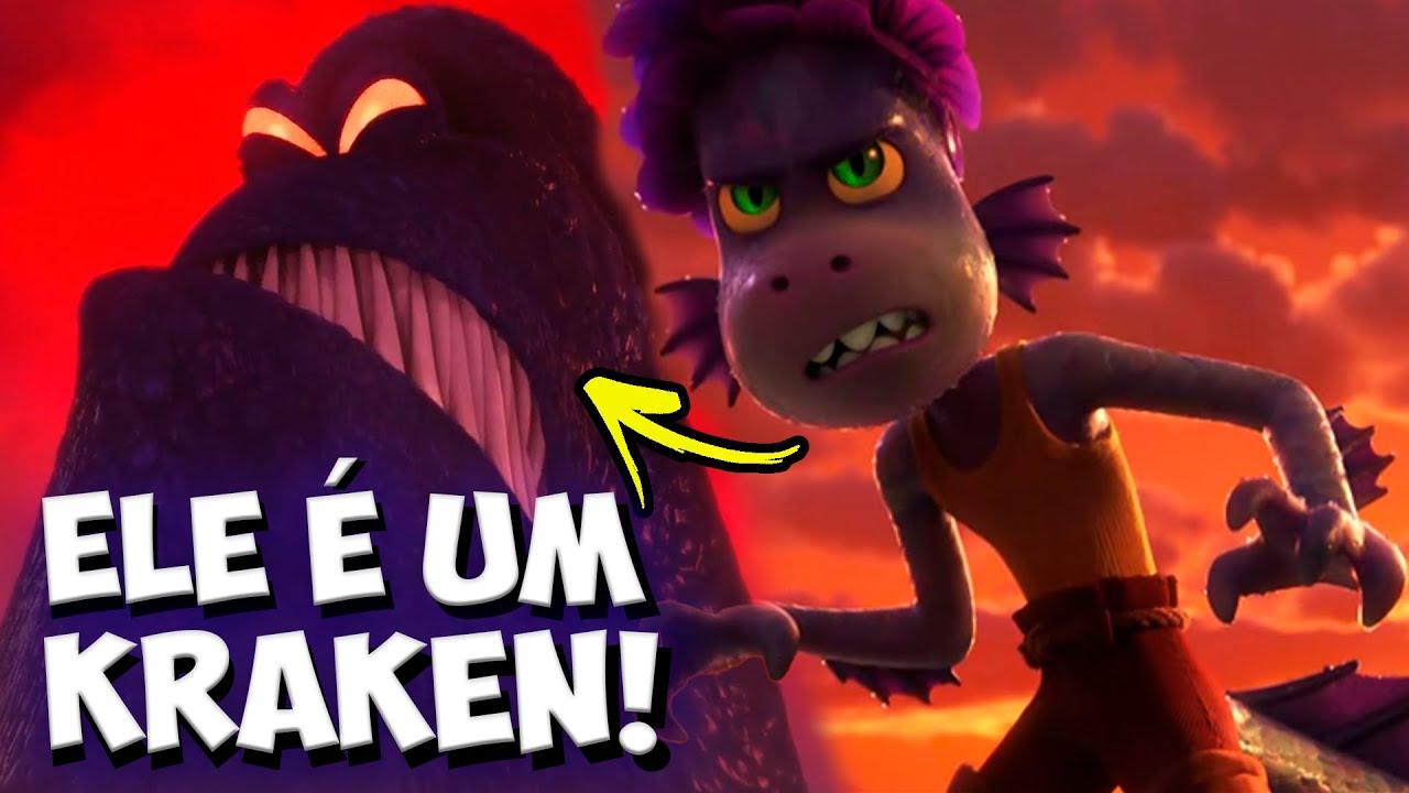 Download O verdadeiro FINAL de LUCA! Alberto ia se transformar em um Kraken!