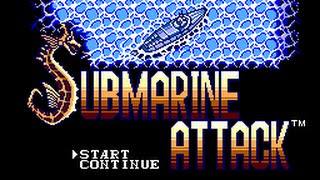 Master System Longplay [068] Submarine Attack