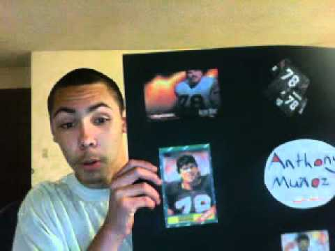 "Spanish Project ""Anthony Munoz"""