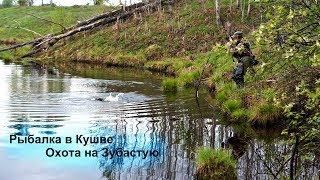 Рыбалка в Кушве   Охота на Зубастую!