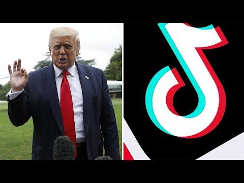 TikTok: President Trump