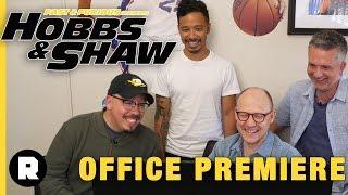 'Hobbs & Shaw' Trailer Breakdown   Office Premieres   The Ringer