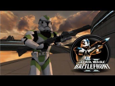 Star Wars Battlefront II Mod Remastered Sides Bespin: Platforms w 442nd Siege Battalion