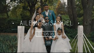 Bruiloft Aileen en Samuël