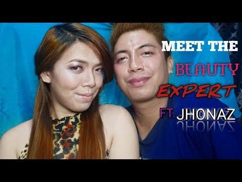 MEET THE BEAUTY EXPERT FT JHONAZ