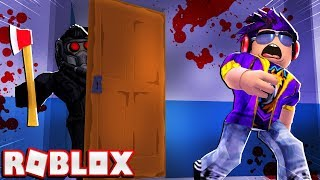 ROBLOX OUTBREAK! -- The Roblox Game that Fuses Piggy & Flee the Facility