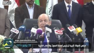 مصر العربية |  مجلس الدولة: قريبا ترخيص أسلحة الصوت والألعاب النارية