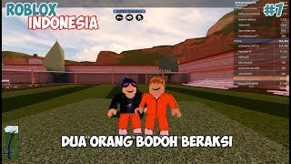 STUPID THING TO DO-Roblox Jail Break Indonesia