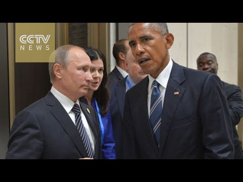 Obama, Putin meet on G20 sidelines over Syria