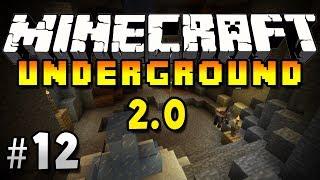 Minecraft Underground Survival 2.0: Ep.12 - ORGANIZATION