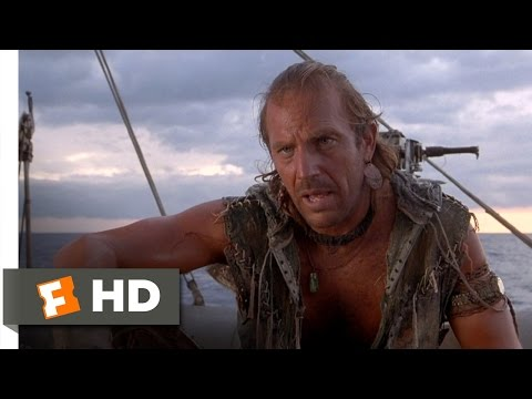 Waterworld (10/10) Movie CLIP - Catch of the Day (1995) HD