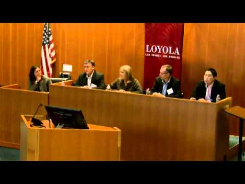 """Corporations, the Constitution and Democracy"" with Loyola Law School (Part 2 of 4)"