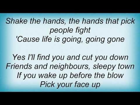 Kings Of Leon - Frontier City Lyrics