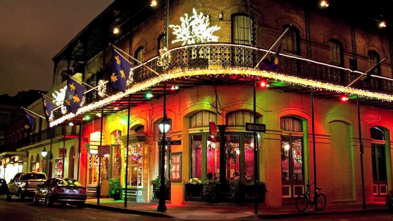 Christmas in New Orleans - YouTube