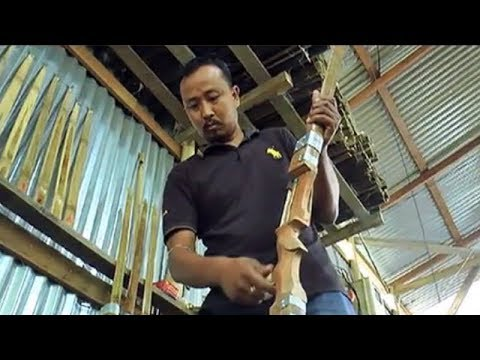 Acclaimed Archer Turns Into Equipment Maker To Encourage Archery In Manipur