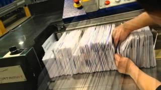 АСЦ (Автоматизированный Сортировочный Центр) «Почта России». Сортировка писем.
