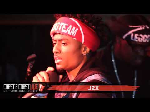 J2X Performs at Coast 2 Coast LIVE | Cleveland Edition 10/21/17 - 2nd Place