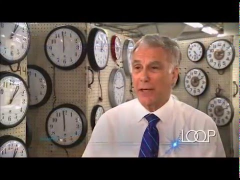Chicago Lighthouse Clock Factory | PBS