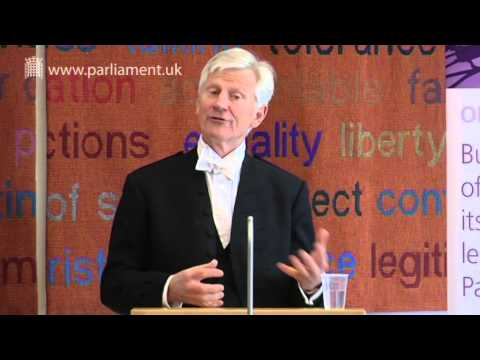 UK Parliament Open Lecture - Black Rod: today's role in Parliament