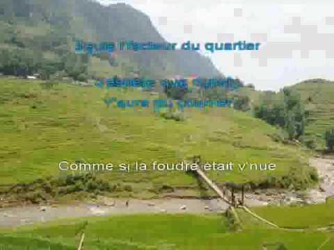 Gourrance   Pierre Perret [karaoke]