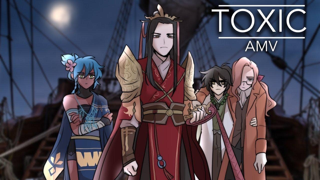 TOXIC || Animation/AMV