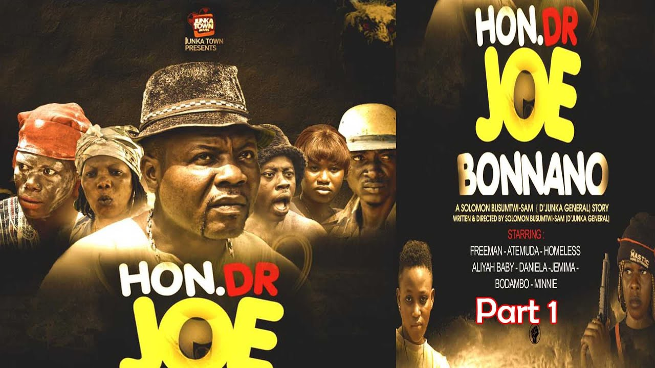 Download Hon. Dr. Joe Bonnano    Part 1