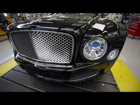 /INSIDE BENTLEY -- Only on /DRIVE
