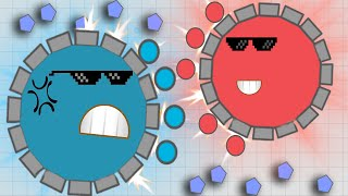 Diep.io - New MotherShip Game Mode - Tanks Gets Wild In Deipio